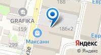 Компания КубаньСтрой на карте