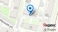 Компания СевКавТисиз, ЗАО на карте