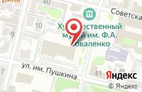 Схема проезда до компании Всероссийский Совет Местного Самоуправления в Краснодаре
