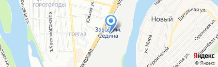 ЛабСтар на карте Краснодара