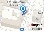 Отдел Военного комиссариата Краснодарского края по Западному и Прикубанскому округам г. Краснодара на карте