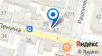 Компания Шела на карте