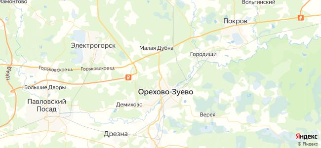30 автобус в Орехово-Зуево