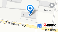 Компания Защита Конструкций-Кубань на карте