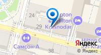 Компания Итал-Mода на карте