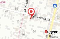Схема проезда до компании Автомойка в Ильском