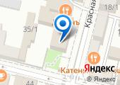 Краснодарский краевой художественный музей им. Ф.А. Коваленко на карте