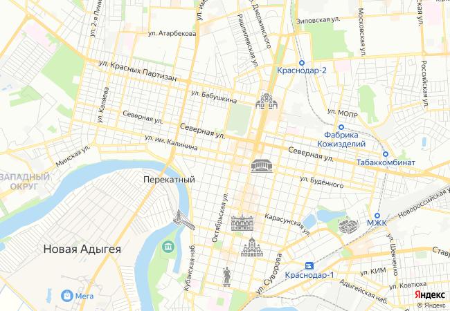 Аренда офиса, Краснодар, Красная ул, 139 - снять офисное ...