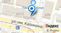 Компания международная независимая академия на карте