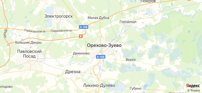 6 автобус в Орехово-Зуево