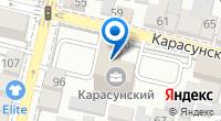 Компания РегФасадКом на карте