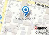 РКГ БизнесЭксперт на карте