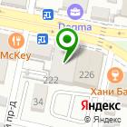 Местоположение компании GLAZOV design group студия авторского дизайна - Дизайн студия