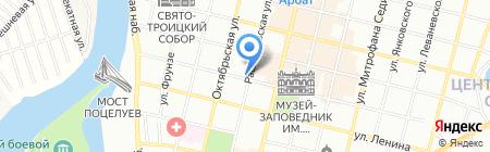 Mariana Rinaldi на карте Краснодара