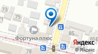 Компания Simoni на карте