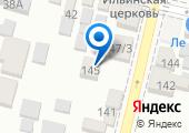 Адвокатский кабинет Горяева В.В. на карте