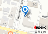 АКВАМАРИН-ТУР VIP на карте