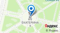 Компания ЕвроДизайн на карте