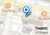 Краснодарский краевой центр по гидрометеорологии и мониторингу окружающей среды на карте