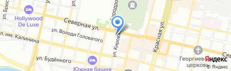 Green mouse на карте Краснодара