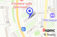 Схема проезда до компании ПРОИЗВОДСТВЕННАЯ ФИРМА КОРНЕЕНКОВА И.Д. в Орехово-Зуево