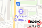 Схема проезда до компании Кристалл-Лефортово в Орехово-Зуево