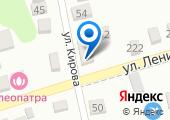 Магазин мясной продукции на ул. Ленина (Новотитаровская) на карте