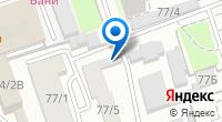 Компания Юлайн на карте