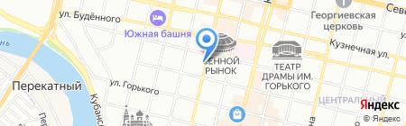 Твой стиль на карте Краснодара