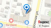 Компания Юг сервис на карте
