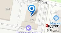 Компания Деловые линии на карте