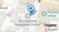 Компания сайт недвижимости regionalrealty.ru на карте