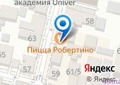Азиш-Тау на карте