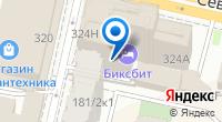 Компания КУБАНЬ-ВОДРЕСУРС на карте