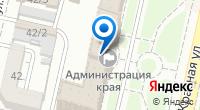 Компания Министерство гражданской обороны и чрезвычайных ситуаций Краснодарского края на карте