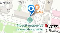 Компания GoodApart на карте