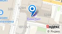 Компания Изыскатель на карте