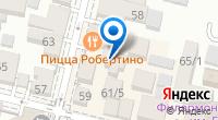 Компания Главзнак на карте