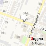 Магазин салютов Каневская- расположение пункта самовывоза