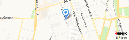 МонтажТехСтрой на карте Краснодара