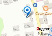 Магазин сантехники на Советской (Новотитаровская) на карте