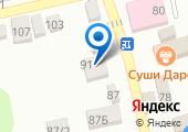 ИП Угрюмов А.А. на карте