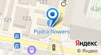 Компания СМ на карте