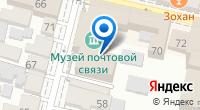Компания Музей почтовой связи на Кубани на карте