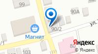Компания Градия на карте