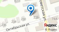 Компания РВС на карте