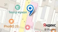 Компания Городская поликлиника №2 на карте