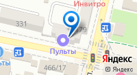 Компания LIKE на карте