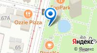 Компания Городской сад на карте