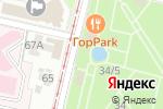 Схема проезда до компании Портал в Краснодаре
